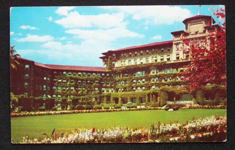 1950s Huntington Sheraton Hotel Pasadena CA Los Angeles Co ...